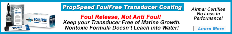PropSpeed FoulFree Transducer Foul-Release Coating
