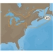 C-MAP MAX Wide NA-M026 Great Lakes on SD
