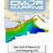 CMOR Chart for East Gulf Of Mexico for Navico