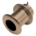 Garmin B150M 12 Degree Tilt Bronze Thru Hull with CHIRP