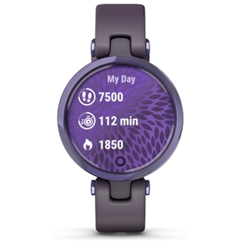 Garmin Lily Sport Edition Smartwatch Orchid
