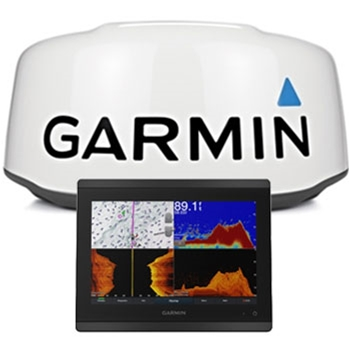 Garmin GPSMAP 8610xsv and GMR 18xHD Radar Bundle