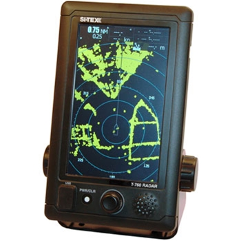 Si-Tex T-760 Compact Color Touch Screen 4kw Radar