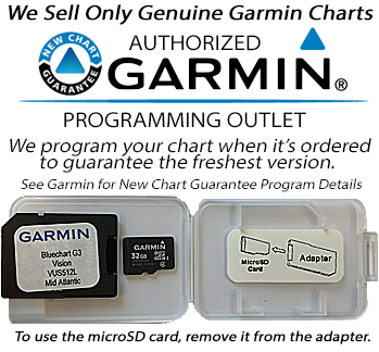 Genuine Garmin Maps